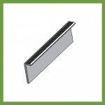 Series 40 Grating End Bar