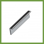 Series 30 Grating End Bar